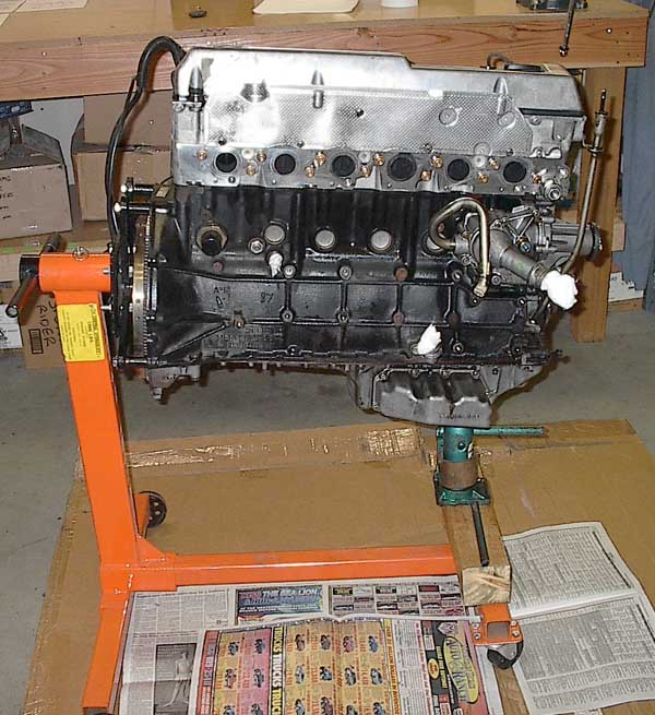 Turbo on om601 peachparts mercedes shopforum for What does the w stand for in motor oil