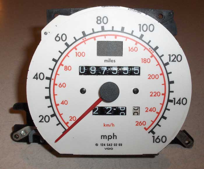 speedometer conversion. Black Bedroom Furniture Sets. Home Design Ideas