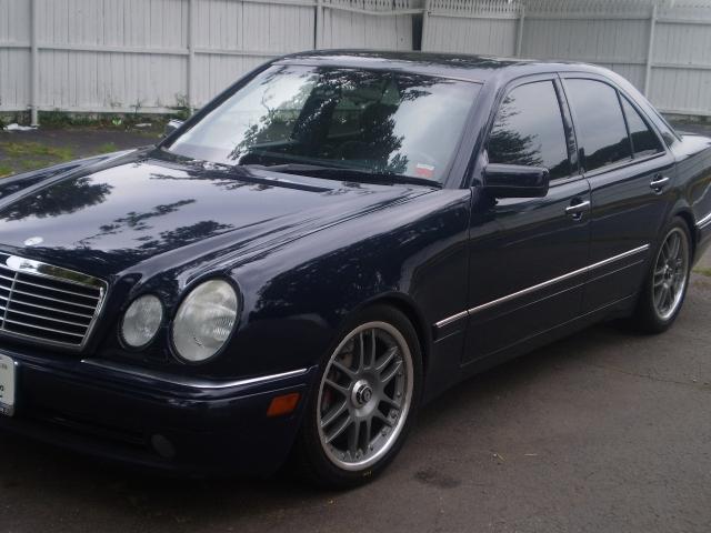 Used 1997 mercedes benz e class e60 rentech 4dr sdn 4 2l for Mercedes benz e60 for sale