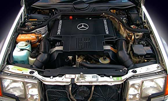 mercedes benz model 124 m119 maintenance manuals mercedes 906 engine fuel pump location mercedes m119 engine diagrams #1